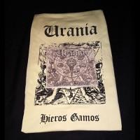 """Urania (Por) """"Hieros Gamos"""" CD+Tee (Pack)"""
