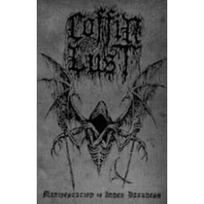"Coffin Lust (Aus) ""Manifestation Of Inner Darkness"" CS"