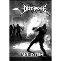 "Disthrone ‎(Por) ""Anti-System"" CS"