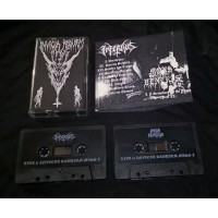 INFERNÜS / MONS VENERIS – Live At Invicta Requiem Mass I – CS