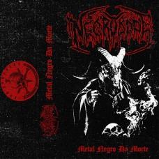 """Necrobode (Por) """"Metal Negro Da Morte"""" Tape"""