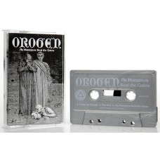 "Orogen (US) ""As Hammers Seal The Gates"" CS"