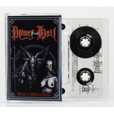 "Power From Hell (Bra) ""Devil's Whorehouse"" CS"