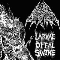 """Abhomine (Us) """"Larvae Offal Swine"""" CD"""