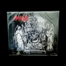"Abominator (Aus) ""Evil Proclaimed"" CD"