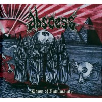 "Abscess (Us) ""Dawn Of Inhumanity"" Digibook CD"