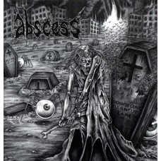 "Abscess (Us) ""Horrorhammer"" CD"