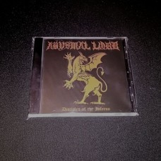 "Abysmal Lord (Us) ""Disciples Of The Inferno"" CD"
