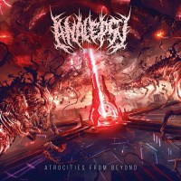 "Analepsy (Por) ""Atrocities From Beyond"" CD, RE"