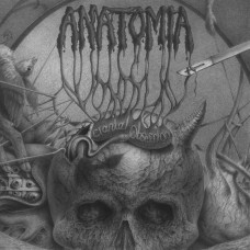 "Anatomia (Jap) ""Cranial Obsession"" CD"