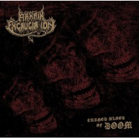 "Arkaik Excruciation (Esp) ""Cursed Blood Of Doom"" CD"
