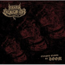 "Arkaik Excruciation ‎(Esp) ""Cursed Blood Of Doom"" CD"