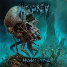 "Autopsy (Us) ""Macabre Eternal"" CD"