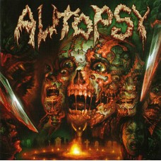 "Autopsy (Us) ""The Headless Ritual"" CD"