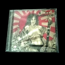"Barbatos (Jap) ""Straight Metal War"" CD"