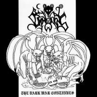 "Bestial Summoning (Hol) ""The Dark War Continues"" CD"