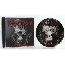 """Bestial Warlust (Aus) """"Storming Bestial Legions Live 1996"""" CD"""