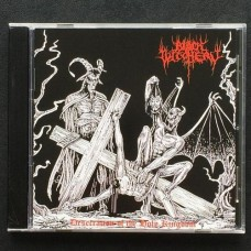 "Black Witchery (US) ""Desecration Of The Holy Kingdom"" CD"