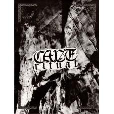 "Cave Ritual ""Cave Ritual"" A5 Digipak CD"
