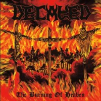 "Decayed (Por) ""The Burning of Heaven"" CD"