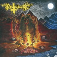 "Deathhammer (Nor) ""Evil Power"" CD"