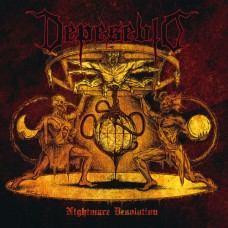 "Depeseblo (Swe) ""Nightmare Desolation"" CD"