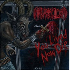 "Diavolos (Gre) ""You Lived Now Die"" CD"