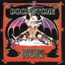 "Doomstone (US) ""Satanavoid"" CD"