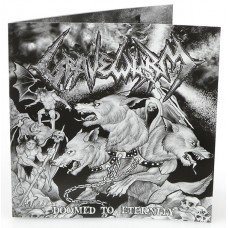"Gravewürm ‎(US) ""Doomed To Eternity"" CD"