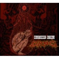 "Grog (Pt) ""Ablutionary Rituals"" CD, Digipak"