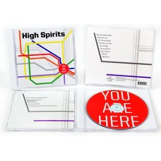 "High Spirits (US) ""You Are Here"" CD"