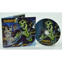 "Horrific (US) ""Your Worst Nightmare"" Digipak CD"
