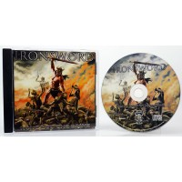 "Ironsword (Por) ""None But The Brave"" CD"