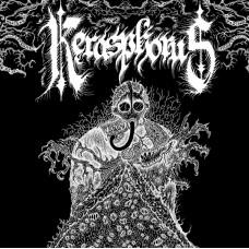 """Kerasphorus (US) """"Kerasphorus"""" CD"""
