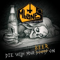 "Madnes (Rus) ""Die With Your Beer On"" CD"