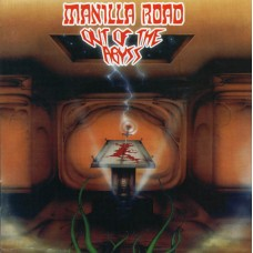 "Manilla Road ‎(US) ""Out Of The Abyss"" CD"