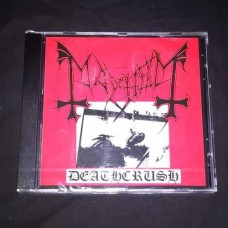 """Mayhem """"Deathcrush"""" MCD"""