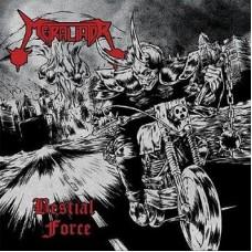 "Metraliator (Bra) ""Bestial Force"" CD"