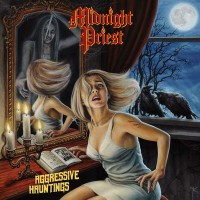 "Midnight Priest (Por) ""Aggressive Hauntings"" CD"