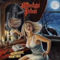 "Midnight Priest (Por) ""Aggressive Hauntings"" CD"