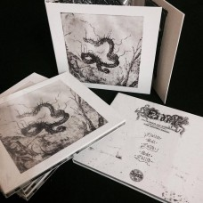"Naðra (Is) ""Allir Vegir Til Glötunar"" CD, Digipak (2nd Press)"