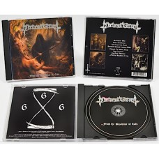 "Nocturnal Graves (OZ) ""...From The Bloodline Of Cain"" CD"