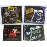 "October 31 (US) ""Bury The Hatchet"" CD"