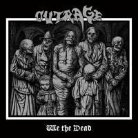 "Outrage (Ger) ""We The Dead"" CD"