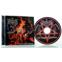 """Perdition Temple (US) """"The Tempter's Victorious"""" CD"""