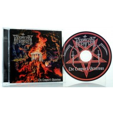"Perdition Temple (US) ""The Tempter's Victorious"" CD"