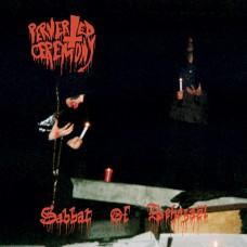 "Perverted Ceremony (Bel) ""Sabbat Of Behezaël"" CD"