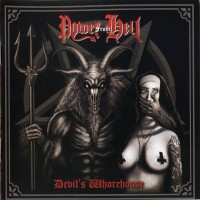 "Power From Hell (Bra) ""Devil's Whorehouse"" CD"