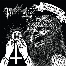 "Profanatica (US) ""Sickened By Holy Host / The Grand Masters Session"" CD"