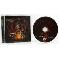 "Profanatica (US) ""The Curling Flame Of Blasphemy"" CD"